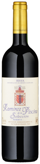 "Rioja DO Tinto ""Reserva Seleccion"" - 2010"