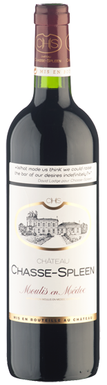Château Chasse-Spleen - 2016