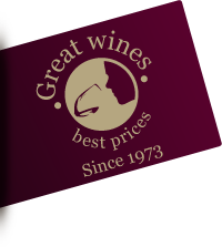 Great wines - Best prices